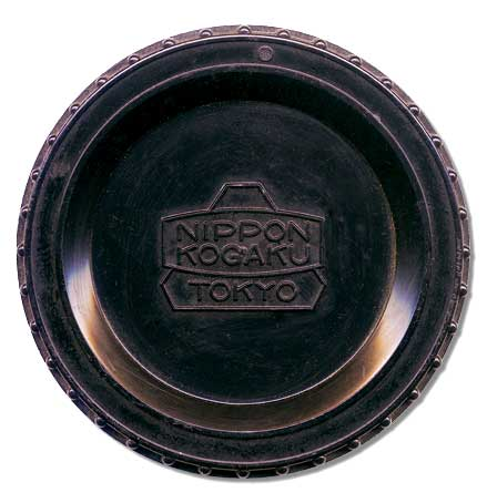 Original Nikon F body cap for to fit the first Nikon manual focus SLR camera.