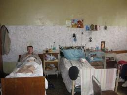 A picture from Kiev hospital #2 (a facility for TB patients) http://infoporn.org.ua/2009/04/13/kak_boryatsya_s_epydemyeyi_tuberkuleza_v_kyeve_foto