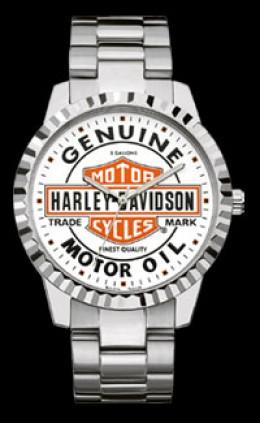 Bulova Harley Davidson Logo