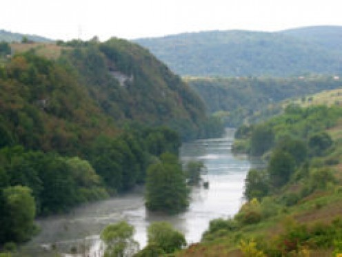 Korana Canyon