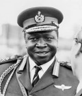 Idi Amin liked to send his presidential opponents from helicopters into shark infested waters. If they made it back to shore, then they were qualified to run against him in a presidential campaign.  He also self proclaimed himself King of Scotland. T