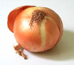 small onion work better