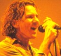 Eddie Vedder - lead singer of Pearl Jam