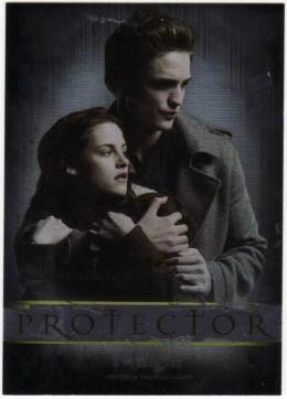 Twilight Protector Case Card