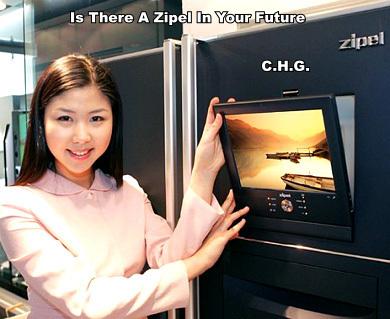 Zipel, The High Tech Refrigerator.