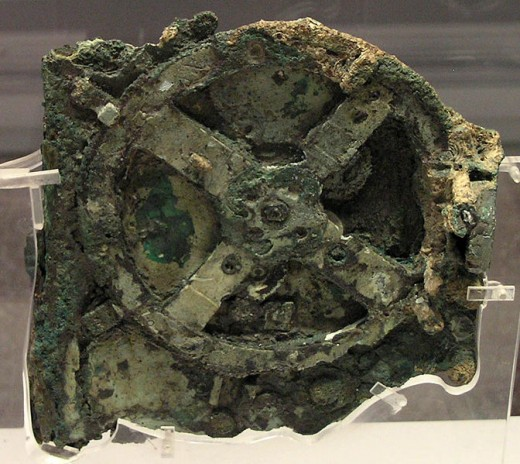 The Encrusted Ancient Astronomical Calculator