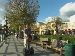 Segway hire, Celebration Orlando Florida