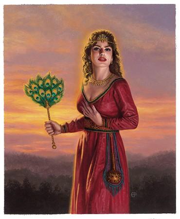 Hera...Sister-Wife of Zeus