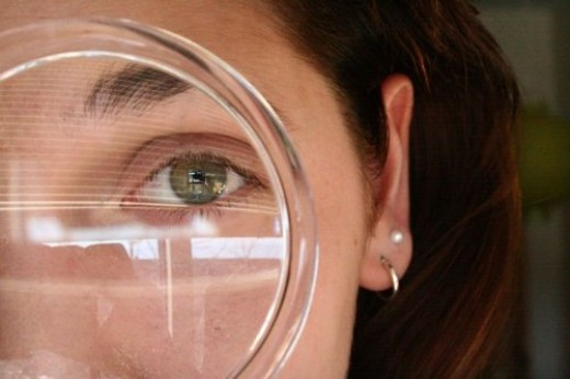 I bought a Magnifying Glass by vivalibre574 on Flickr