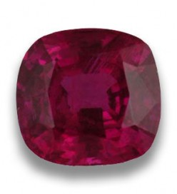 Ruby - Gemstone of Sun