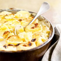 Potatoes au Gratin
