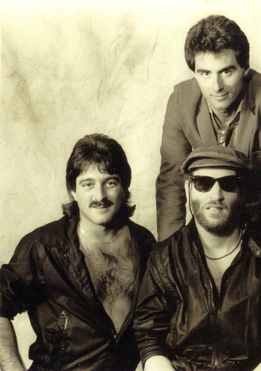 WHITE SUMMER IN 1982 FEATURED DANNY MISCH; JAMES WATKINS; AND JIMMY SCHRADER