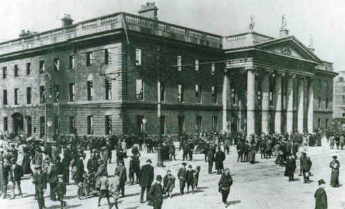 General Post Office (GPO), Dublin 1916