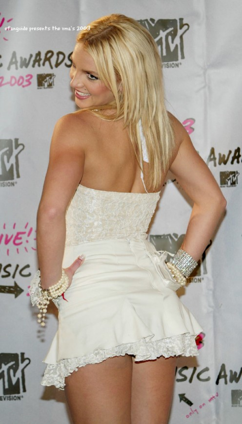 britney spears ass