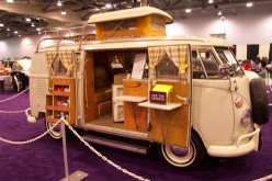 VW Camper Vans - The Iconic Recreational Vehicle Tour Bus