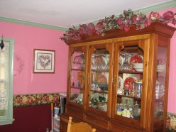 My old fashioned dining room