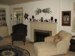 Another view of my large living room