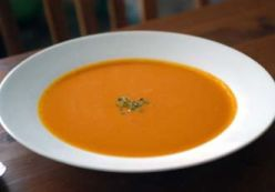 Tangy Sweet Potato Soup