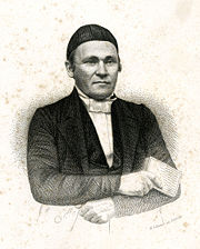 Dr. Johann Ludwig Krapf – joined Rev. Johann Rebmann 2 years latter from the Church Missionary to East Africa - Images Credit: Wikipedia