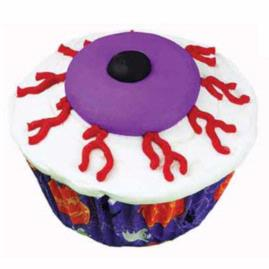 EyeBall Cupcake Visit: www.Wilton.com for directions