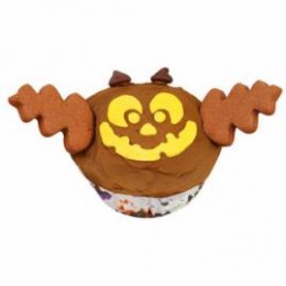 Bat Cupcake Visit: www.Wilton.com for directions