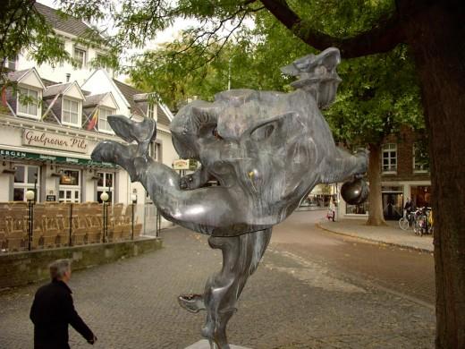 Hermes in Maastricht