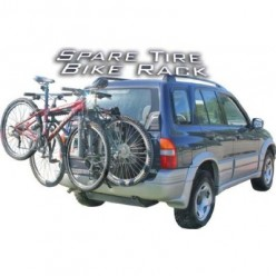 Spare tire bike rack for more that 1 bike
