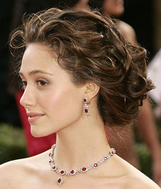 How To Updo Books Wedding Updo Hairstyles Zimbio
