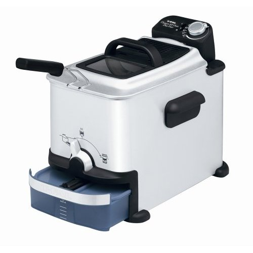 EZ Clean Pro Stainless Steel Fryer