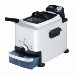 EZ Clean Pro Stainless Steel Fryer