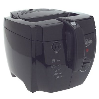 Presto Professional CoolDaddy Electric Deep Fryer