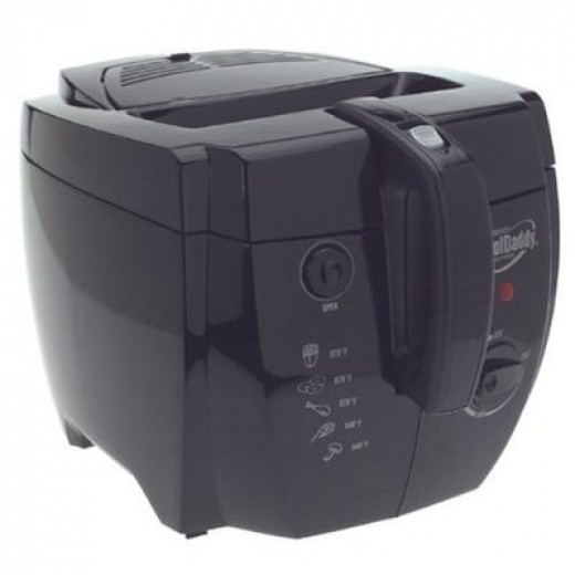 Presto Professional CoolDaddy Electric Deep Fryer