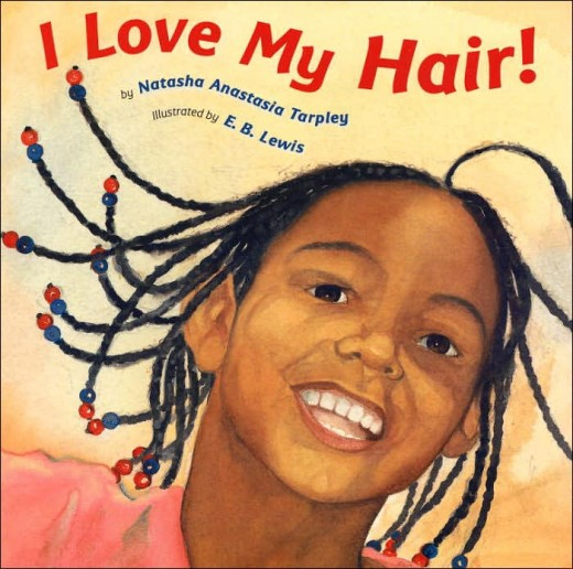 I Love My Hair - Excellent black children's book