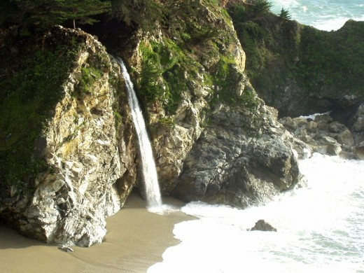 McWay Falls / Photo by E. A. Wright