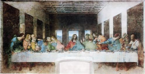 The Last Supper - Leonardo Da Vinci