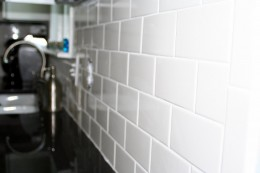 Subway tile backsplashes can give a kitchen a high-end look, and they're the perfect do-it-yourself project.