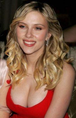 Scarlett Johansson.  Successfully resisting the 36 dictatorship