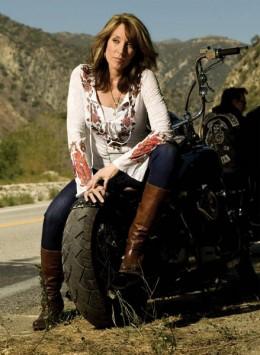Katey Sagal as Gemma Morrow
