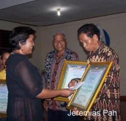 Mr. Jeremias Pah poskupang.com