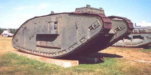 British - WW1