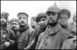 First world war pics German soldiers