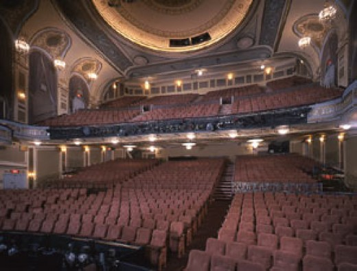 Inside the Majestic Theater