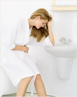 Morning sickness - can be an early sign, as well as the bane, of pregnancy.