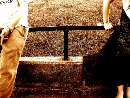 There are ways to deal with relationship conflict