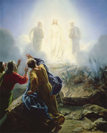 He Will Come Again, In Like Manner