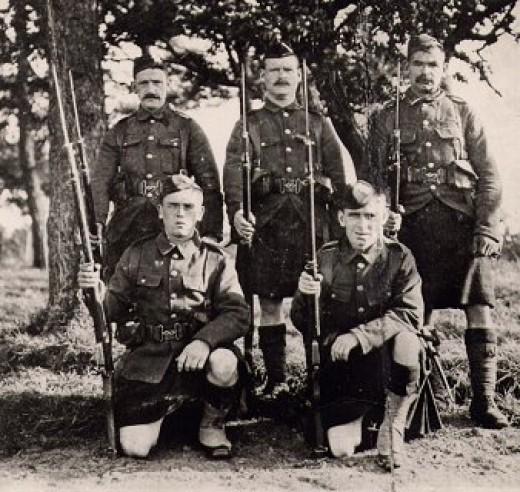 World War 1 heroes or zeros