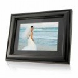 Digital photo frames make a great gift.