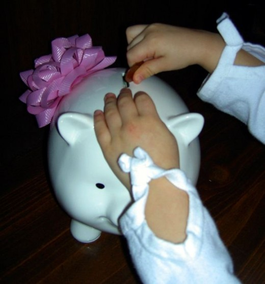 Teach your children how to be fiscally responsible, right from the start