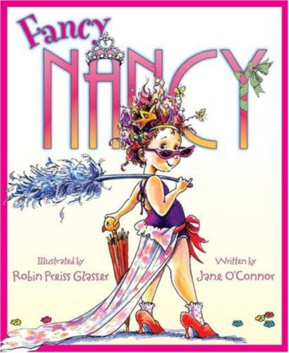 Fancy Nancy - The first book