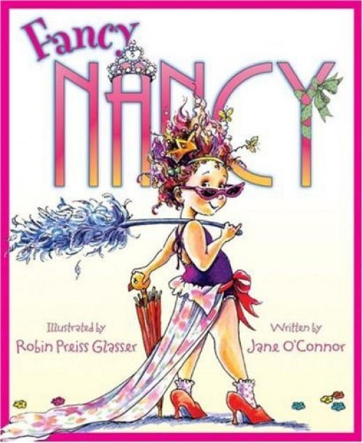 Fancy Nancy - The first book